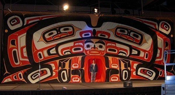 Robert Davis Hoffmann, Tlingit Artist