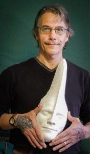 Killer Whale Cast self portrait Robert Davis Hoffmann