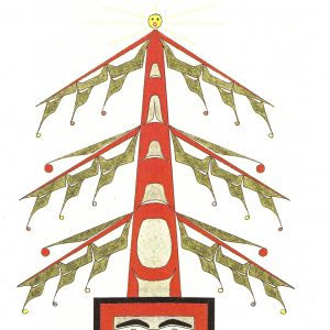 Tlingit Christmas Card Bundle