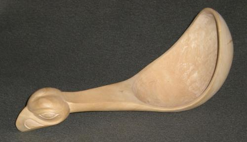 Carved Ladle