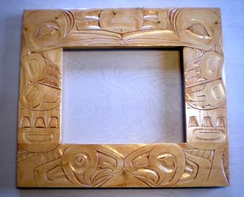frame top